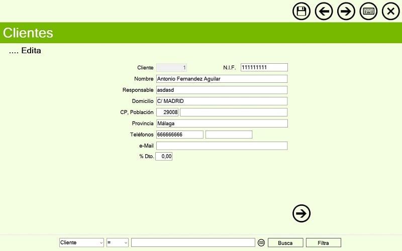 clientes en software TPV para restaurantes